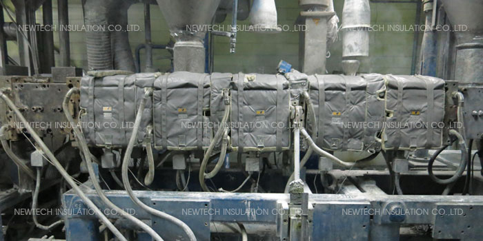 ฉนวนกันความร้อน อุตสาหกรรม พลาสติกเคมีภัณฑ์